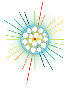 Dots-expanding